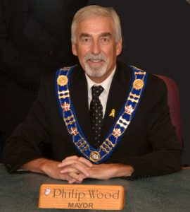 Mayor Philip Wood